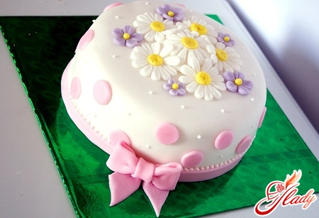 как украсить торт в домашних условиях
