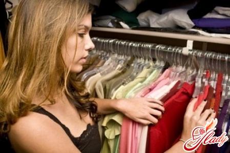 что должно быть у девушки в гардеробе