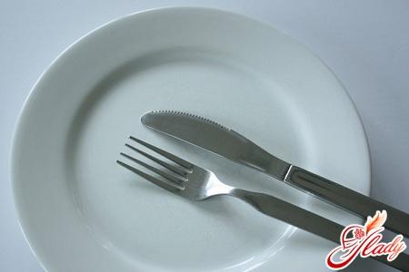 диета без ужина
