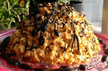 рецепт торт муравейник