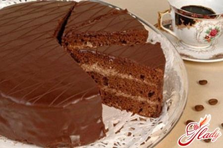 прага торт