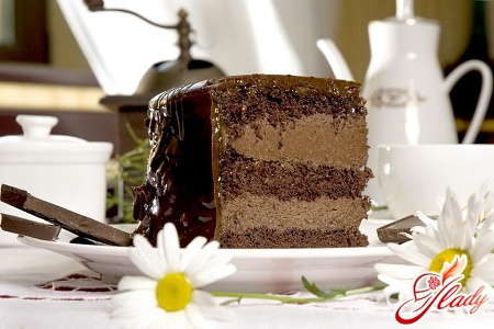 прага торт рецепт