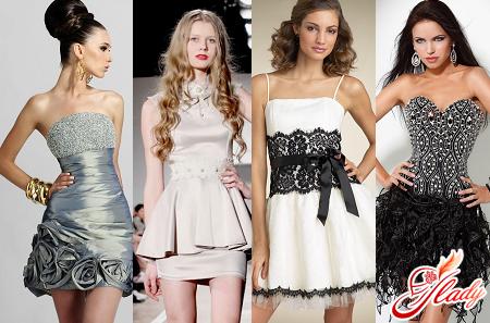 какое выбрать платье на выпускной