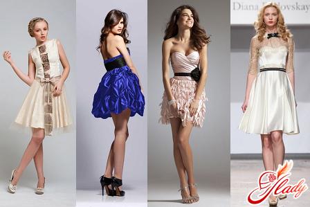 Выбираем платья на выпускной