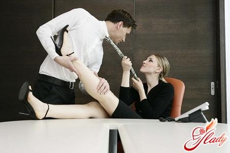 Секс скрыть на работы