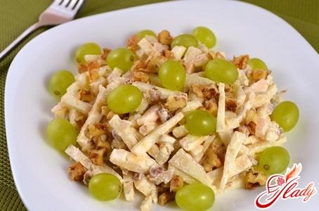 как приготовить салат из сельдерея и яблок