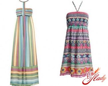 Сарафан и платье Monsoon
