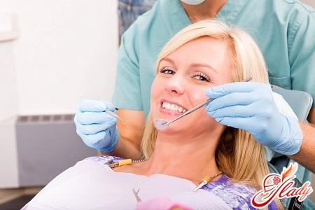 уход за зубами и полостью рта