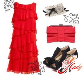 Традиционный красный цвет