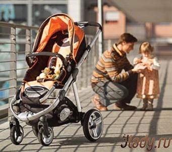 Главные аспекты выбора детской коляски