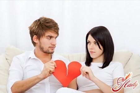 причины для развода