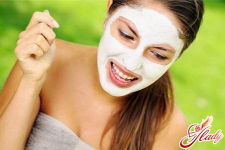 маска для лица в домашних условиях