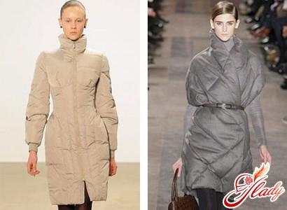 Дутые куртки и пальто