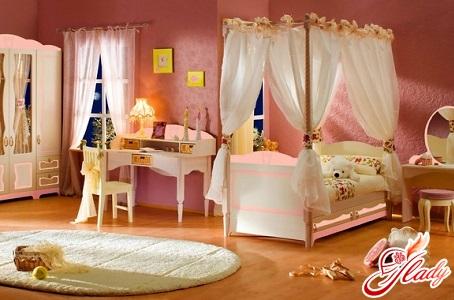 спальня уютная
