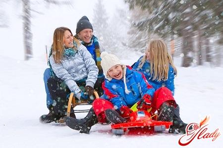 Проведем новогодние каникулы с пользой