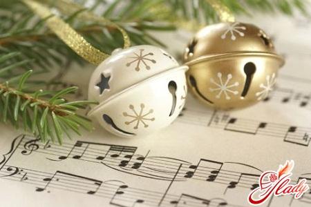Популярная новогодняя музыка