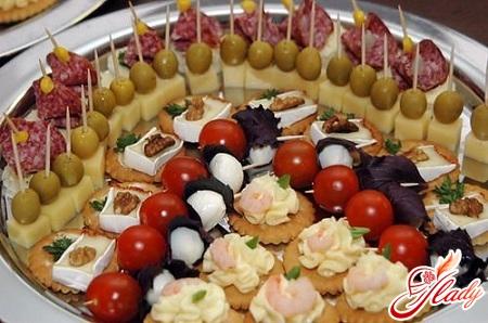 мясные салаты к праздничному столу