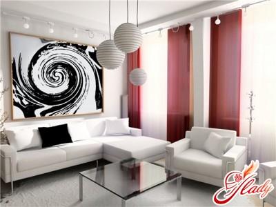 Ослепительно белый в интерьере вашего дома