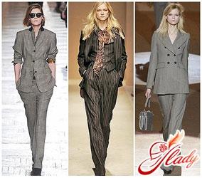 Мода для офиса. Что будем носить зимой 2016?