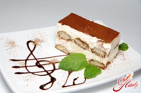 тирамису торт