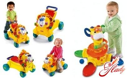 Игрушки от Брудер и Фишер Прайс