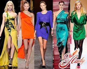 модные вязаные платья 2015 2016