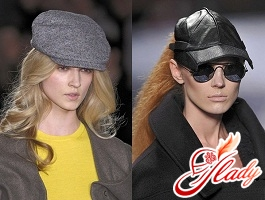 шапки мода 2016 весна
