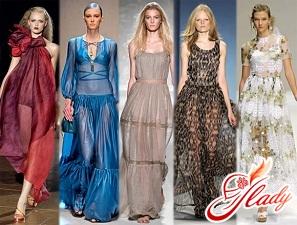 модные повседневные платья 2016