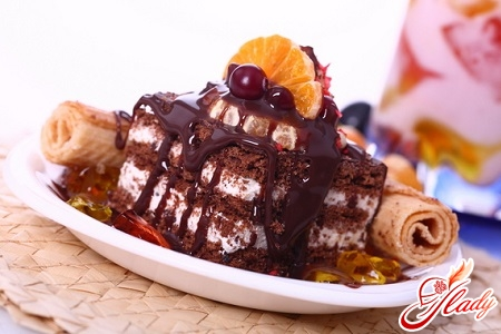 рецепт торт творожный