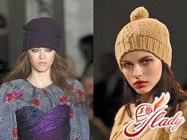 мода шапки 2016 весна