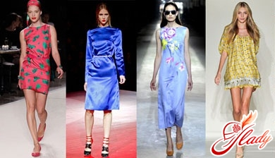модные платья 2016года