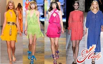 модные платья 2016 г