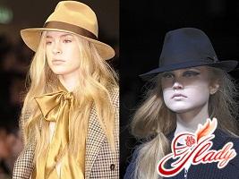 какие шапки сейчас в моде