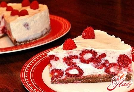 торт из печенья из творога