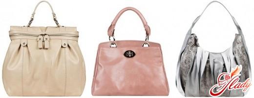 пастельные сумки женские 2016 модные тренды