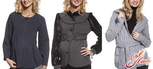 Одежда для будущих мам: красиво и комфортно!