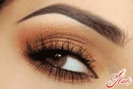 Ежедневный макияж для кареглазых