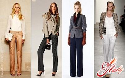 какие брюки в моде 2016