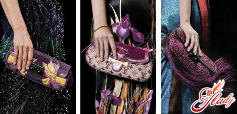 клатч - модные женские сумки 2016