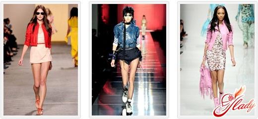 кожаные короткие куртки женские