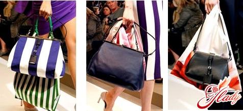 модные сумки весна 2016 женские