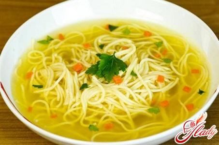 вьетнамский суп с вермишелью и свининой рецепт с фото