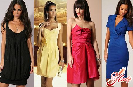 Модель платья для фигуры груша фото