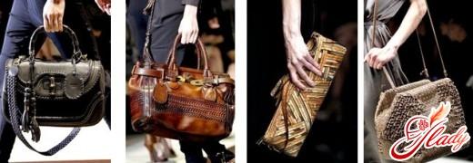 самые модные женские сумки плетеные