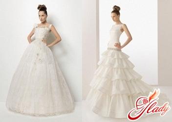 свадебные платья 2016 года фото