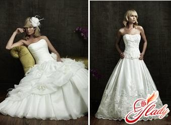 фото свадебные платья 2016