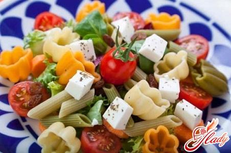 Рецепт салата итальянский с болгарским перцем