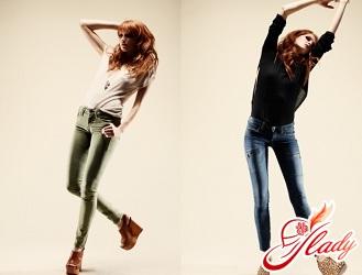 модные джинсы 2016
