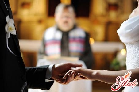 венчание в церкви правила свидетели