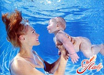 Роды в воду